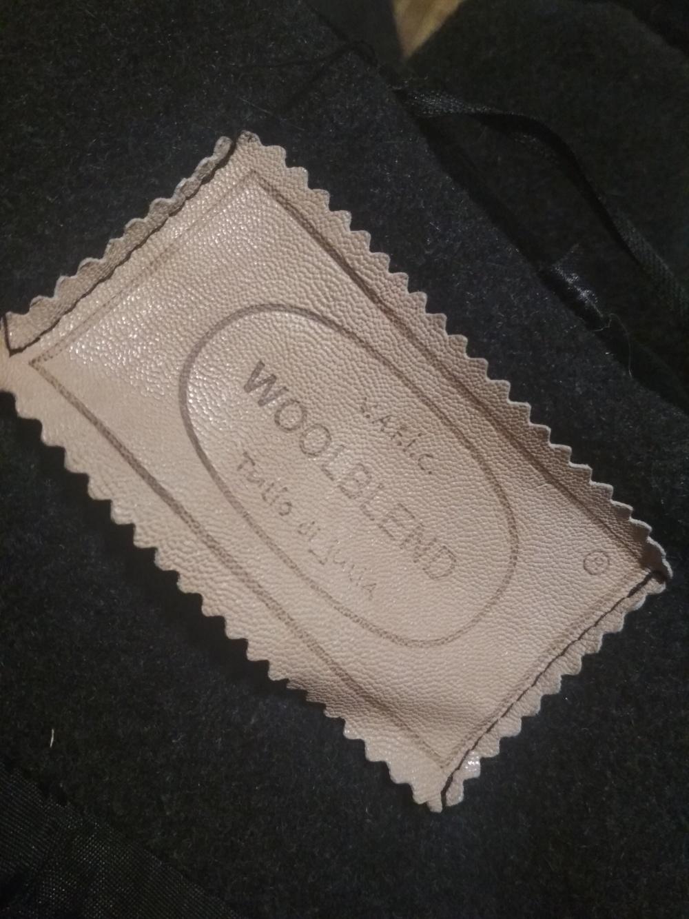 Пальто Woolblend 50-52