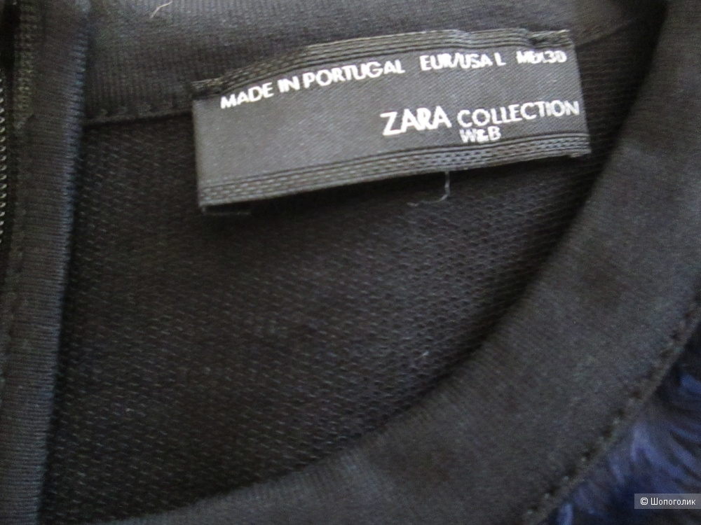 Блуза Zara Collection р.М- L