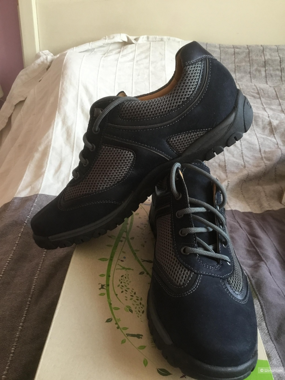 Ортопедические ботинки Ganter, размер 6