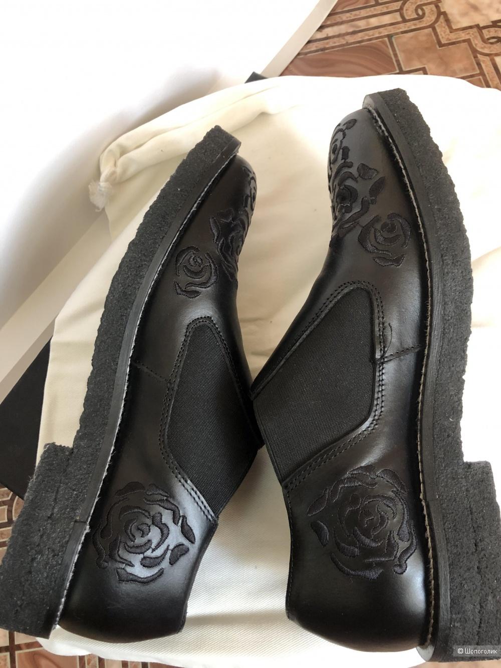Туфли полуботинки Wood Wood размер 39