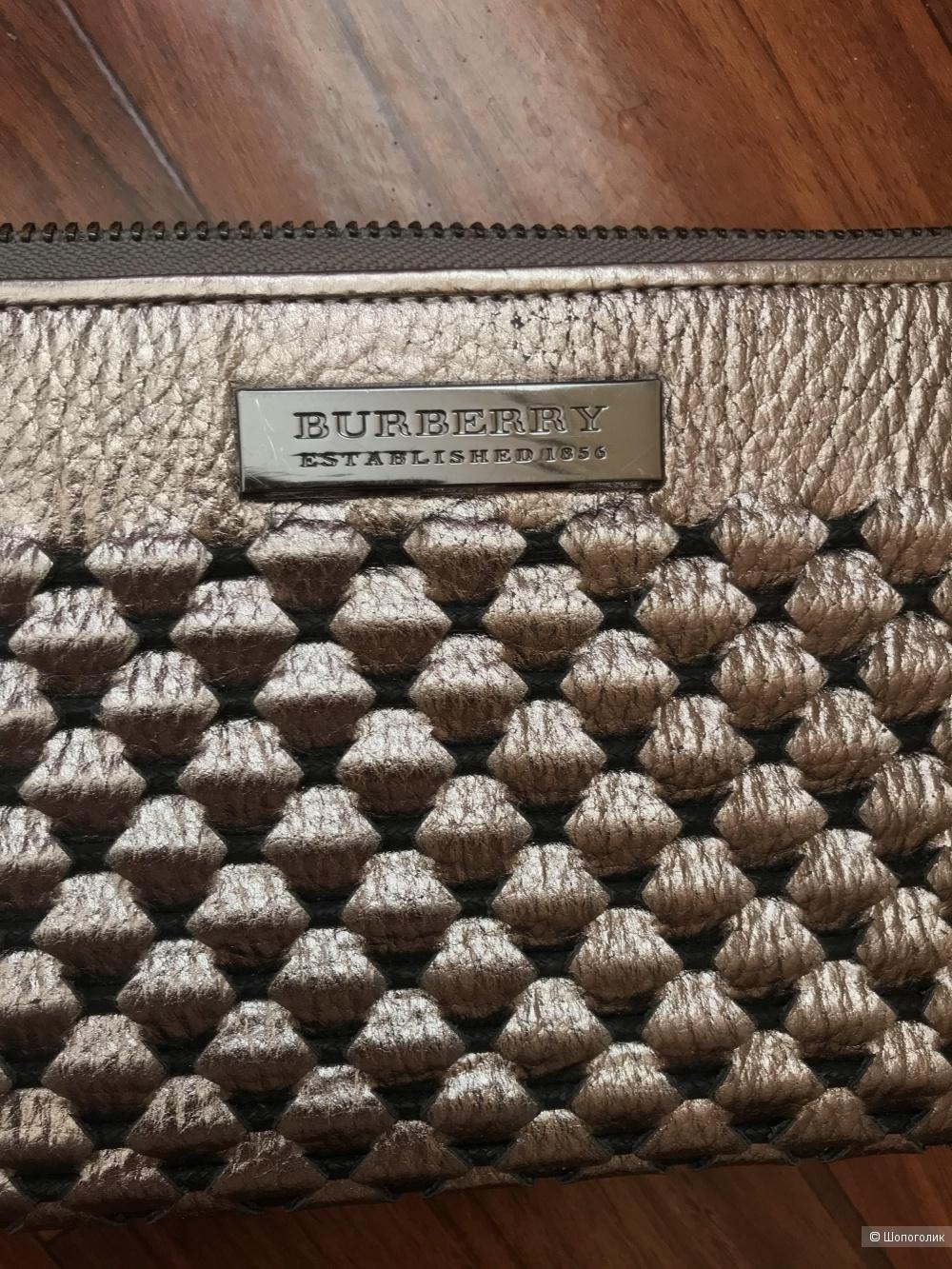 Кошелек Burberry  25х12 см