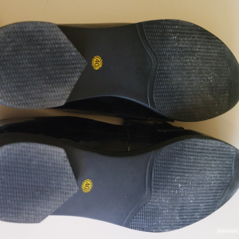 Лоферы Made in Italy 38,5-39