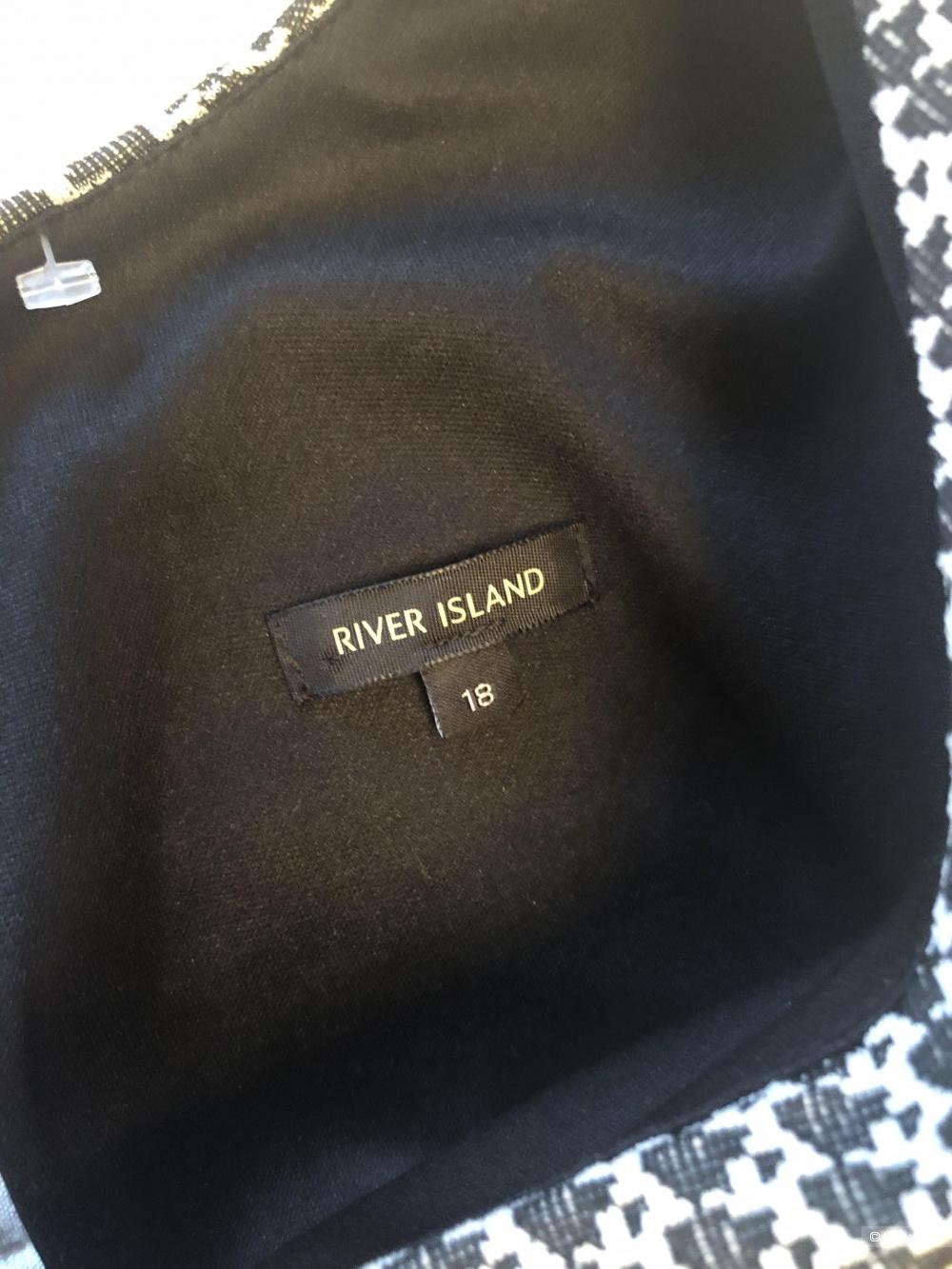 Платье River Island размер 48+