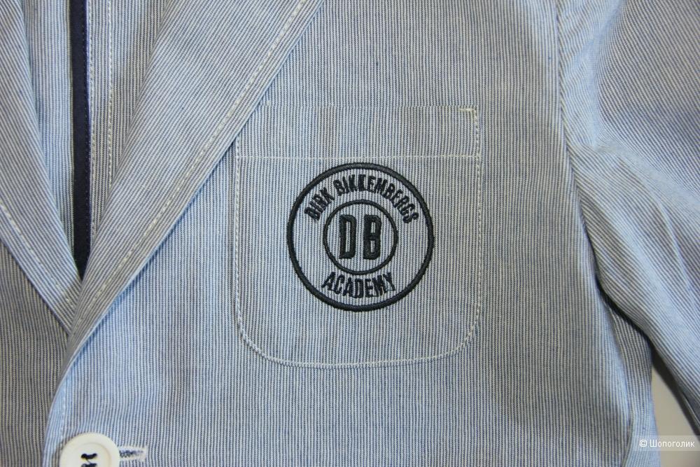 Пиджак  Bikkembergs на 12-14 лет, размер 38 евр.