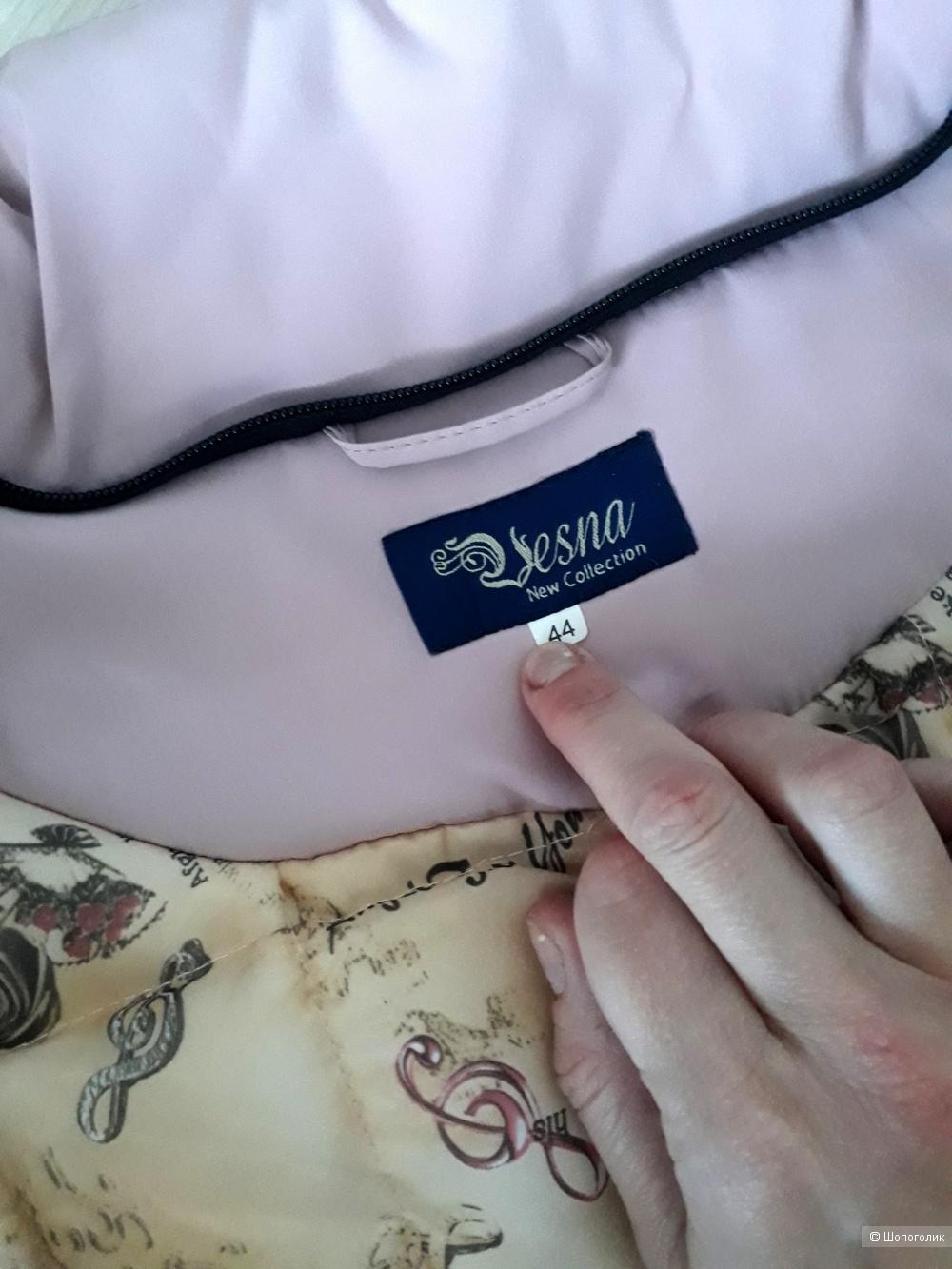 Парка sesna new collection,42-  44 размер