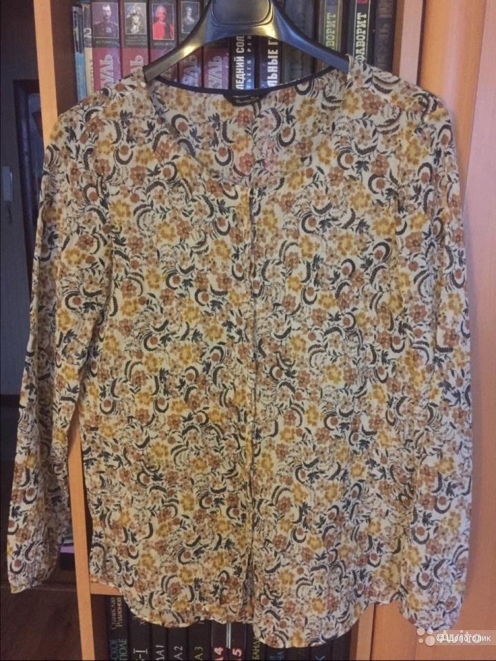 Блуза Massimo dutti. S