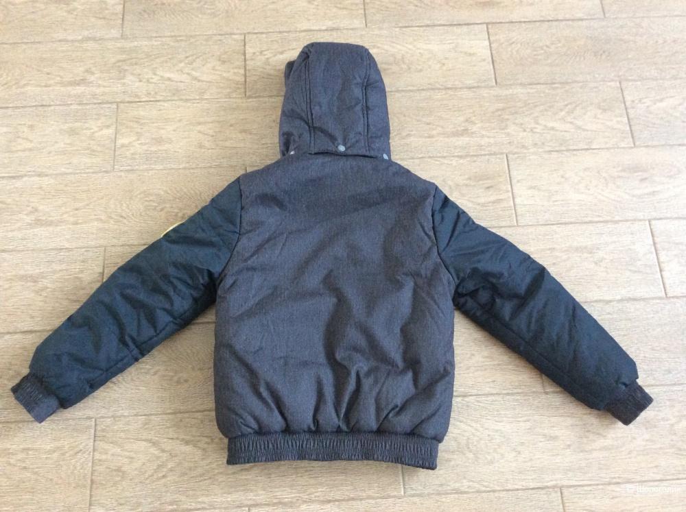 Утеплённая куртка для мальчика S'COOL р.134 (на 125-133 см)