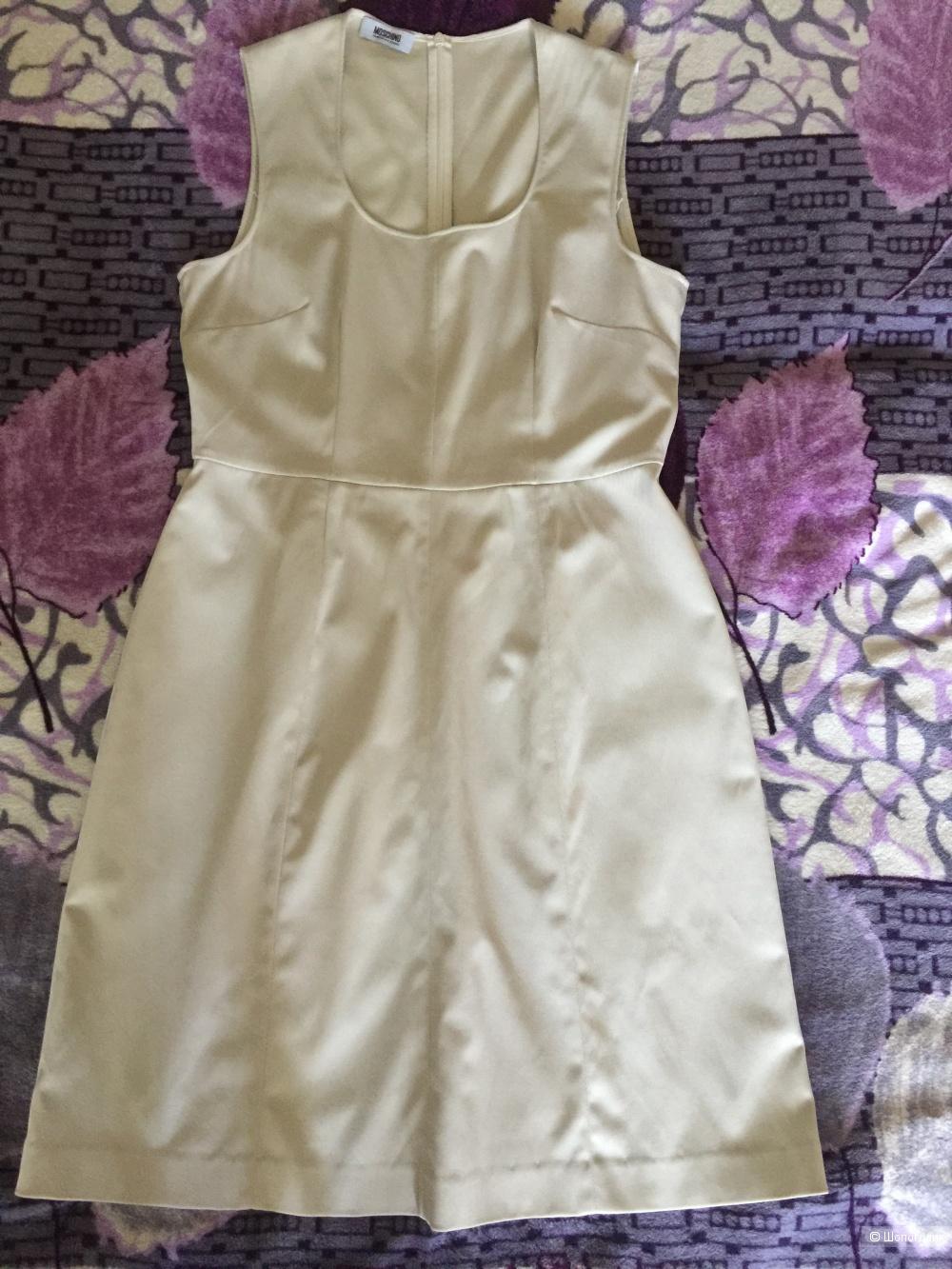 Платье Moschino, оригинал