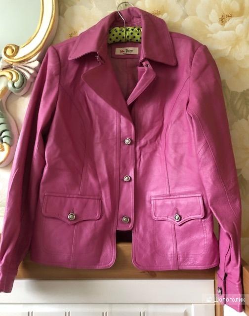 Кожаная куртка John Baner Jeanswear50IT(48-50russ0