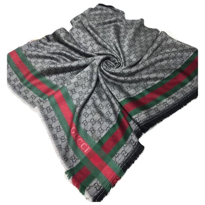 Шаль платок Gucci, 150/150