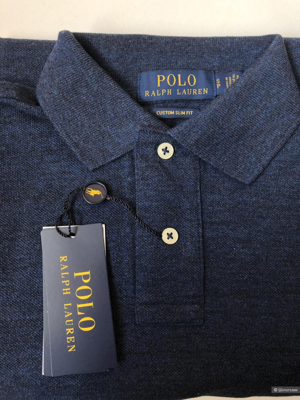 Polo Ralph Lauren мужское поло лонгслив S