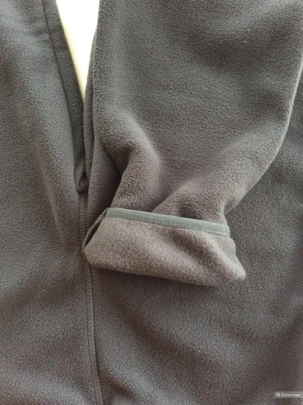 Брюки-джоггеры из флиса My Wear р.122-128