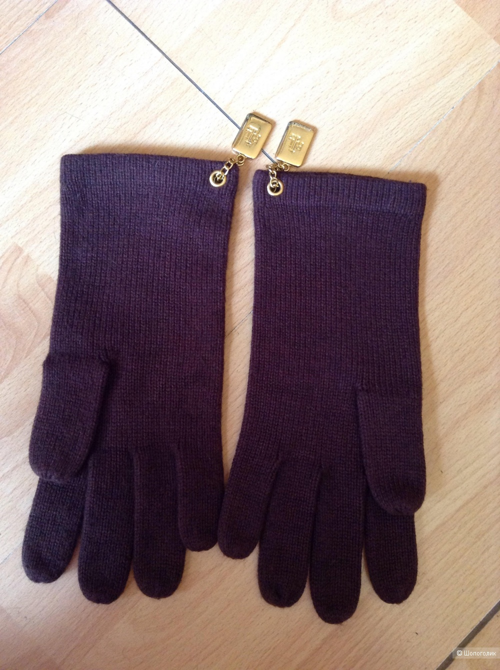 Перчатки Ralph Lauren, one size