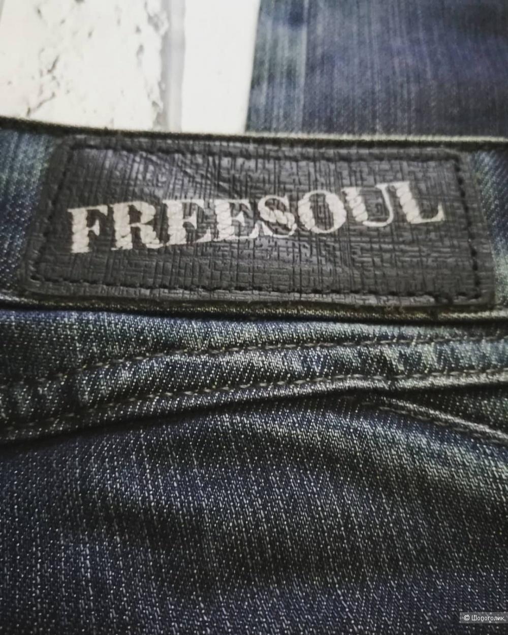 Джинсы Freesoul, размер 27