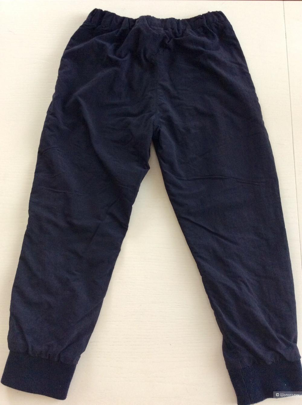 Утеплённые брюки Uniqlo р.122-130