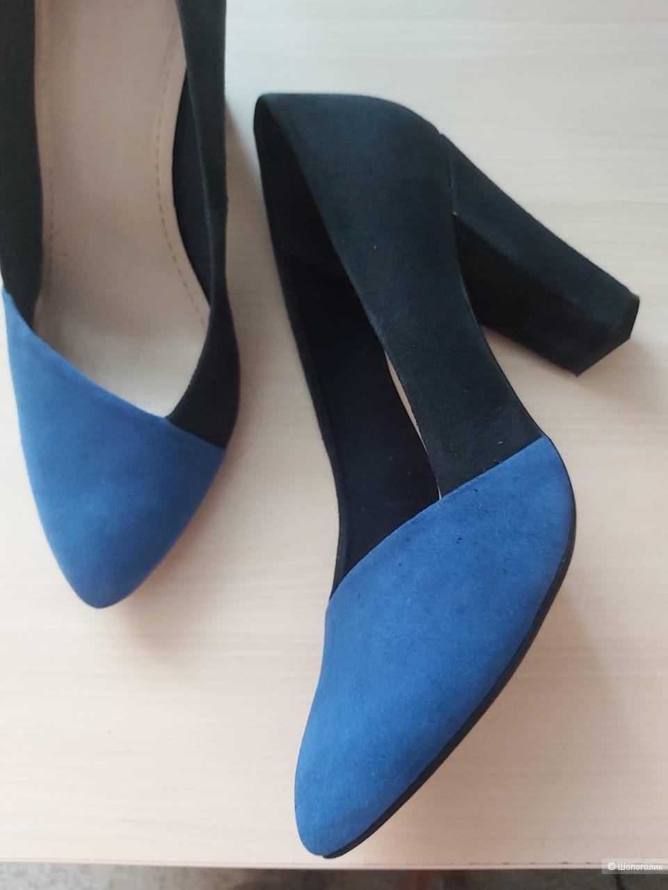 Туфли CLARKS,  размер 39