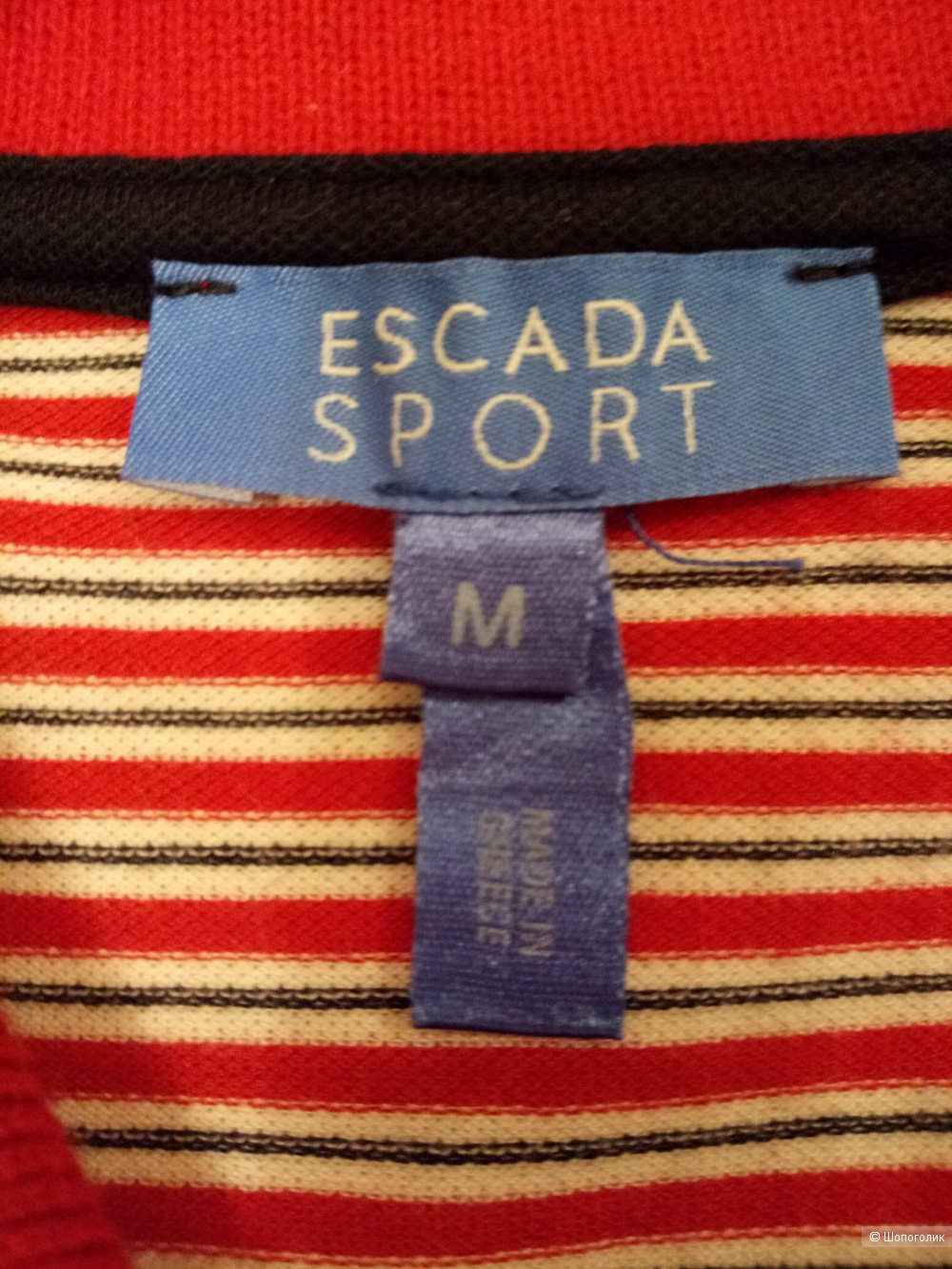 Майка Escada sport, размер 46-48 рос.