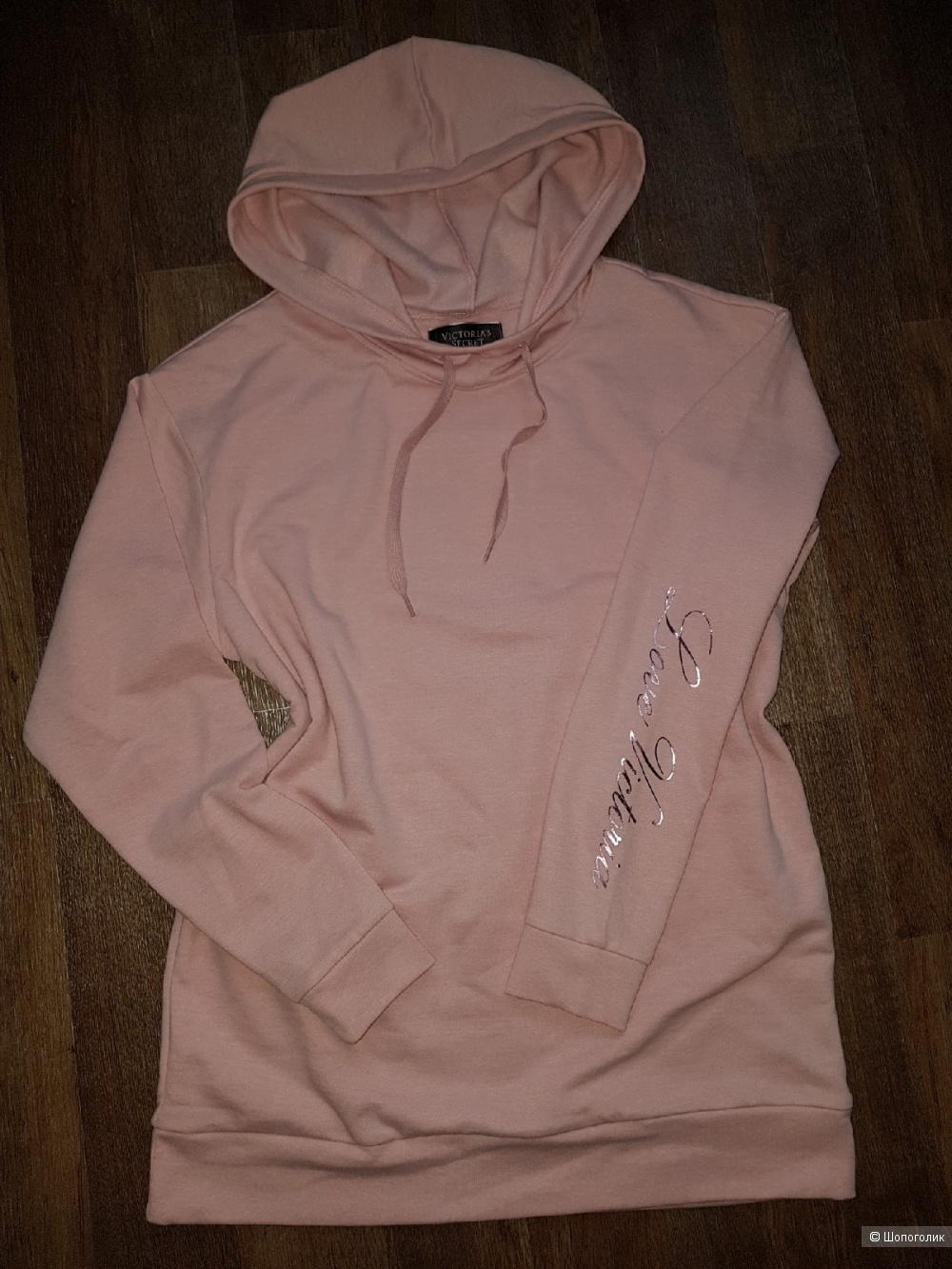 Худи Victoria`s Secret sport - XS (розовый)