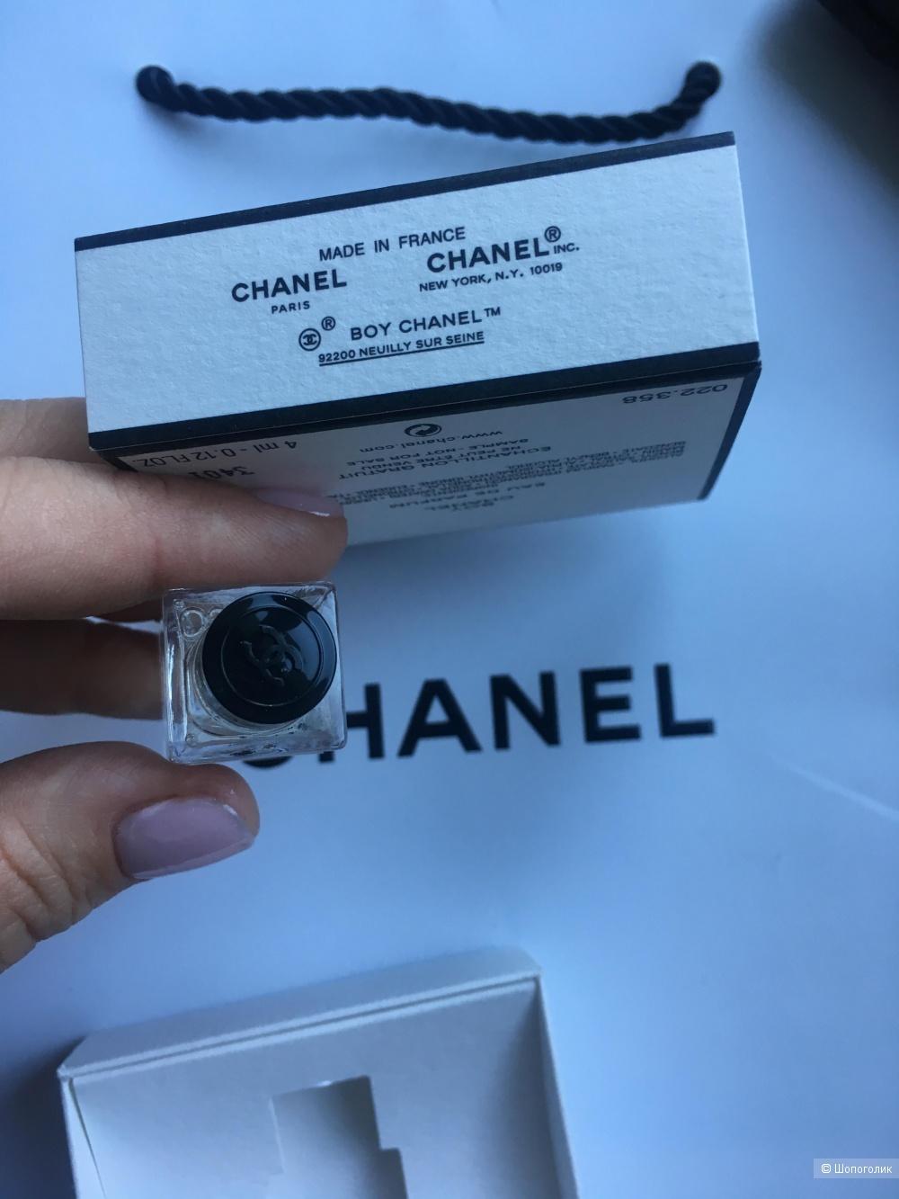 Chanel Boy 4ml edp