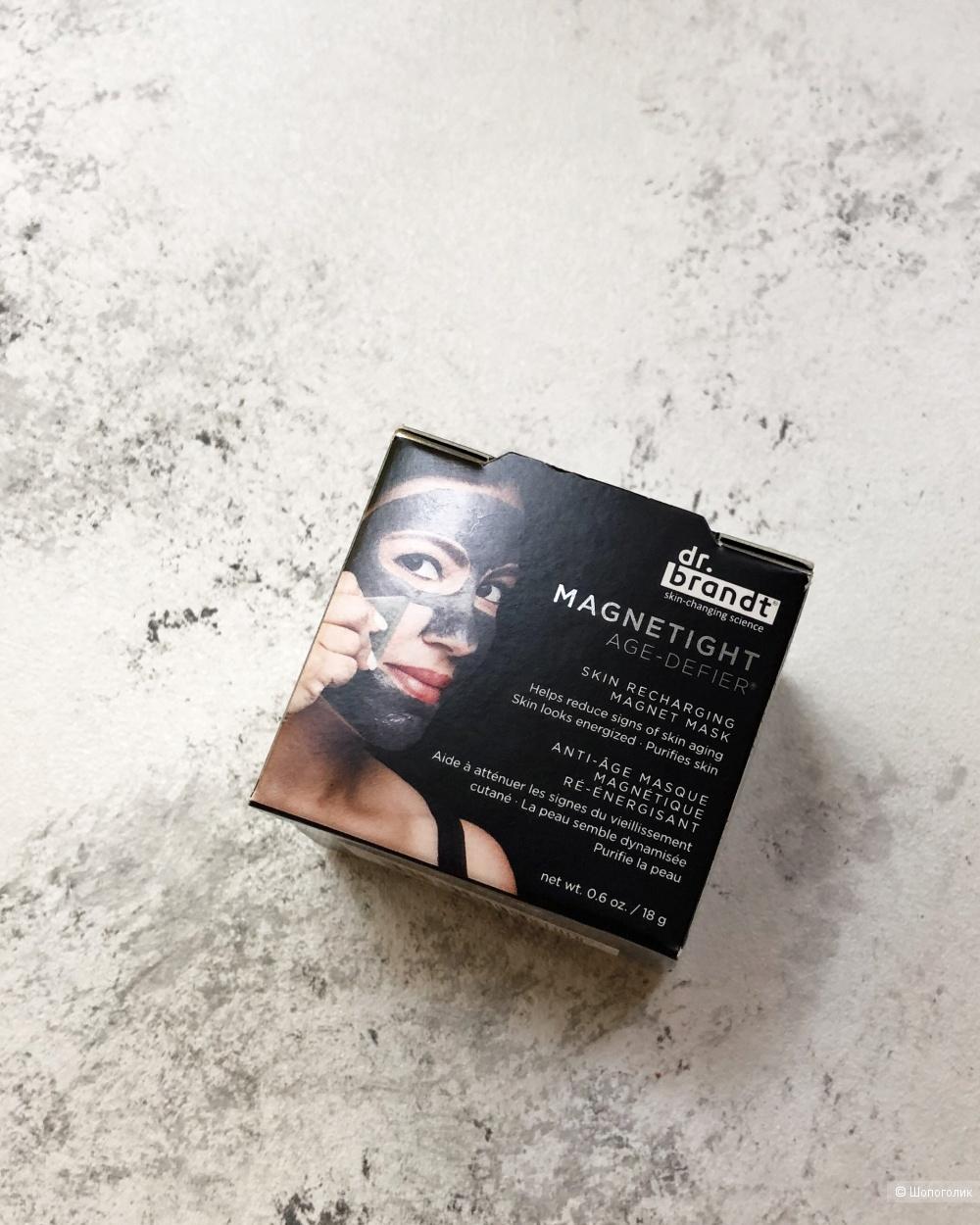 Новая магнитная маска Dr. Brandt Magnetight Age-Definer