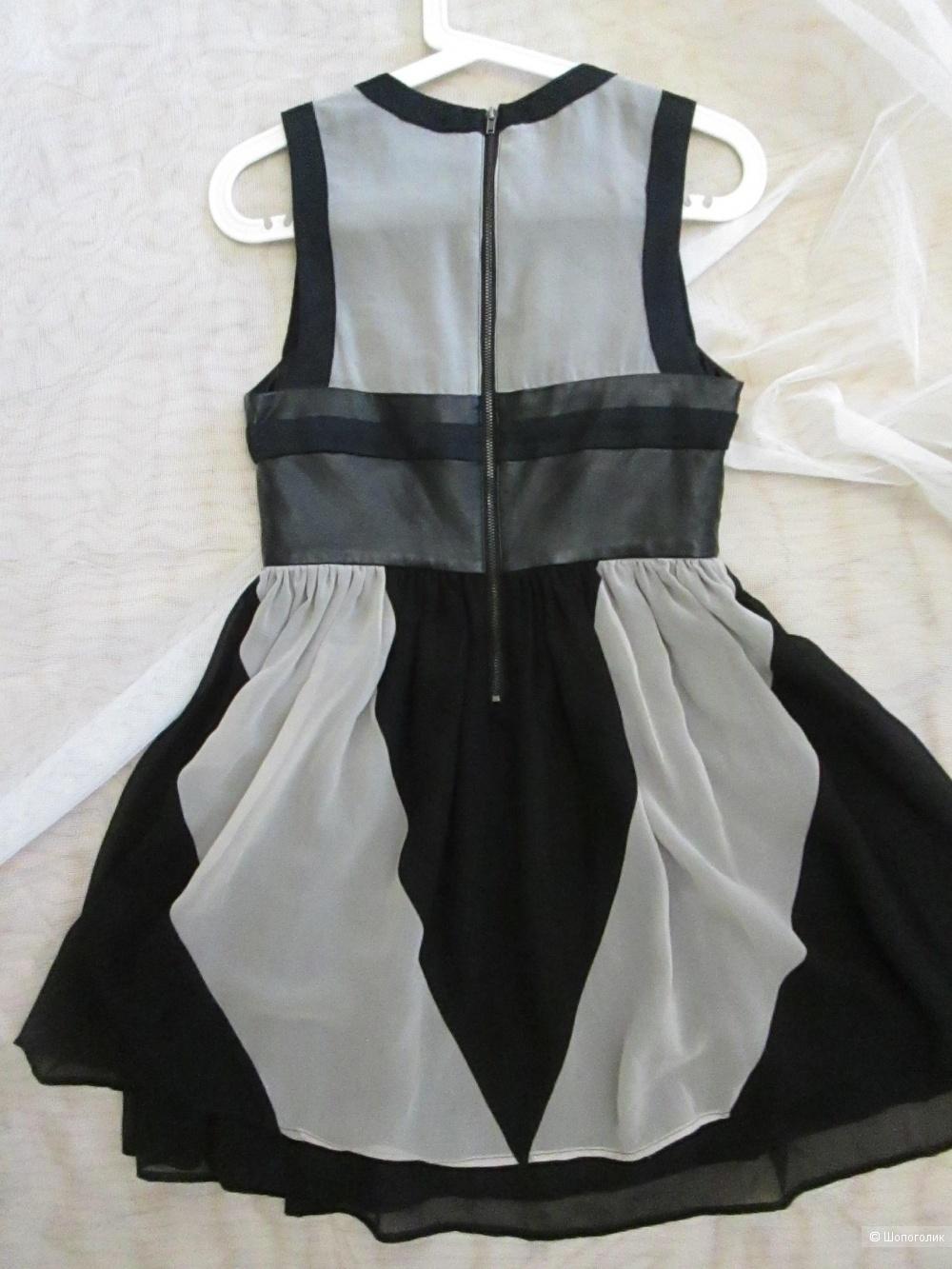Платье  H&M conscious collection р.36(42)