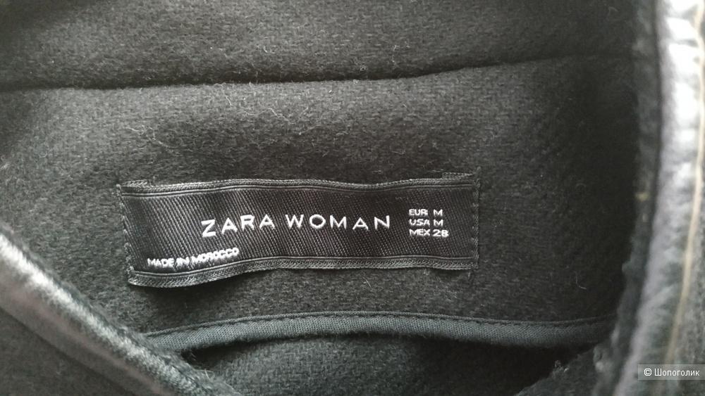 Пальто-кейп, Zara, 28 mex/m