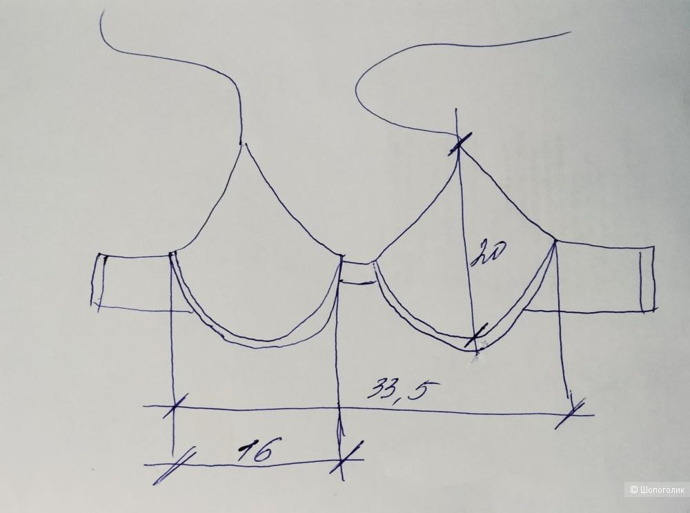 """Купальник (бикини верх), """"OUYI"""" размер 4-5, D-F"""