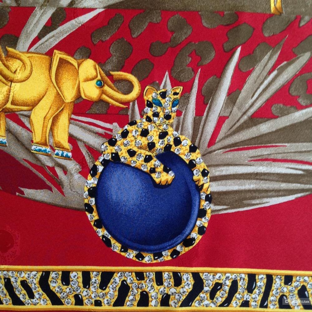 Платок Must de Cartier размер 87*87