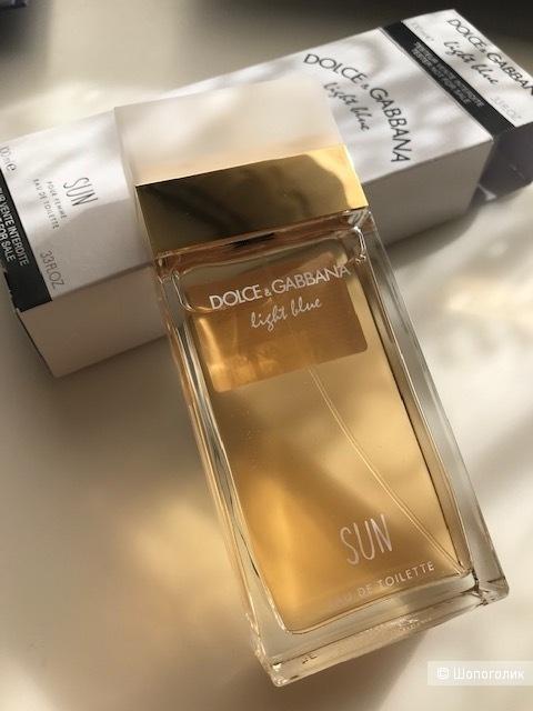 Dolce&Gabbana Light Blue Sun edt 100 ml.