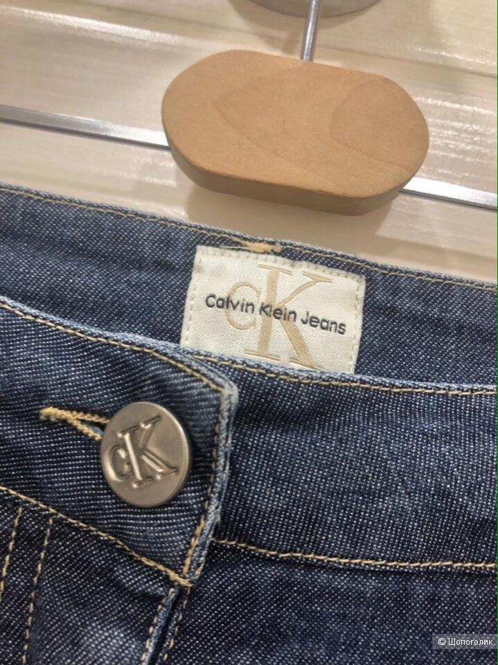 Юбка джинсовая, Calvin Klein.Размер 29.