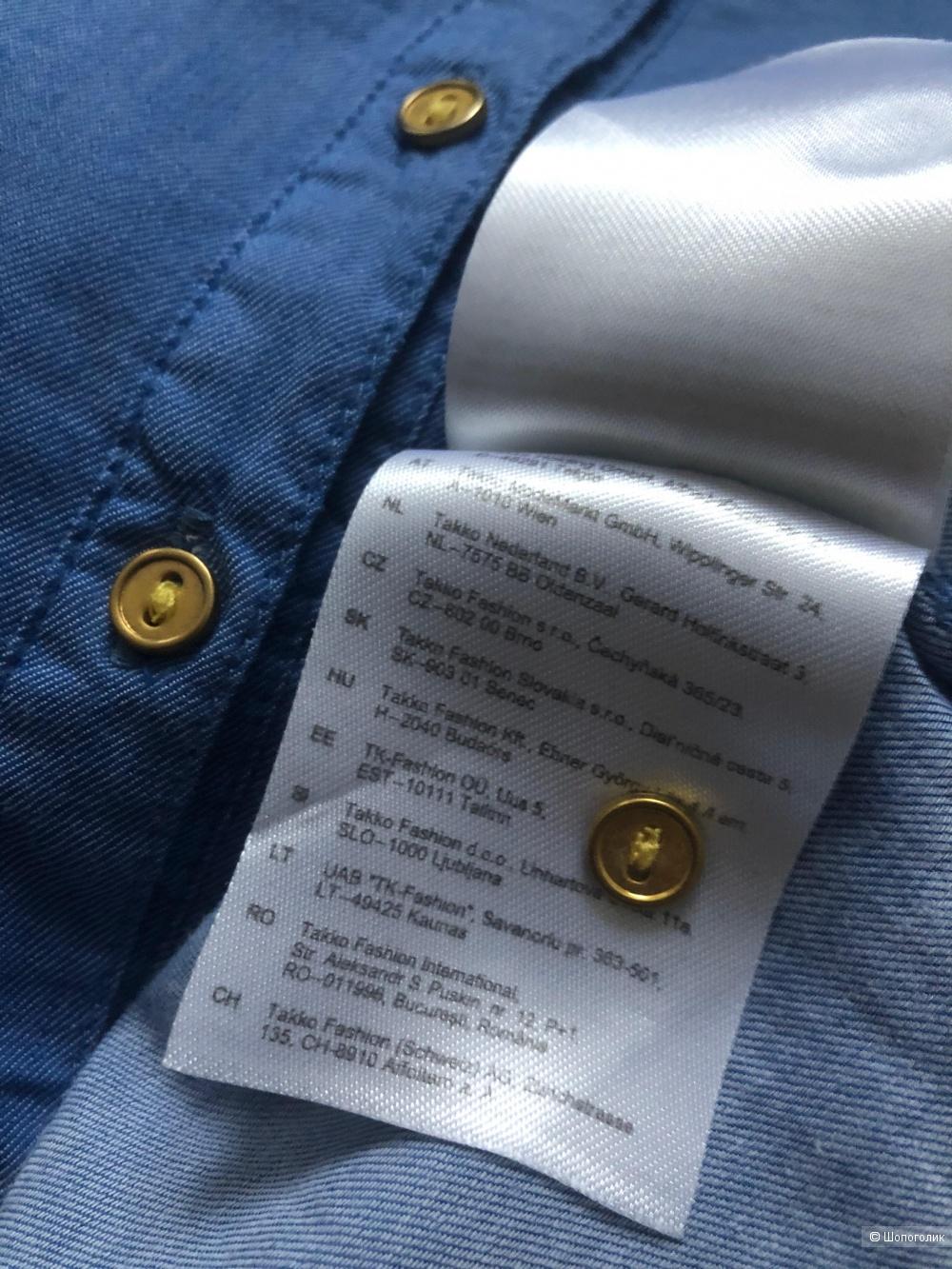 Рубашка Takko размер L  XL