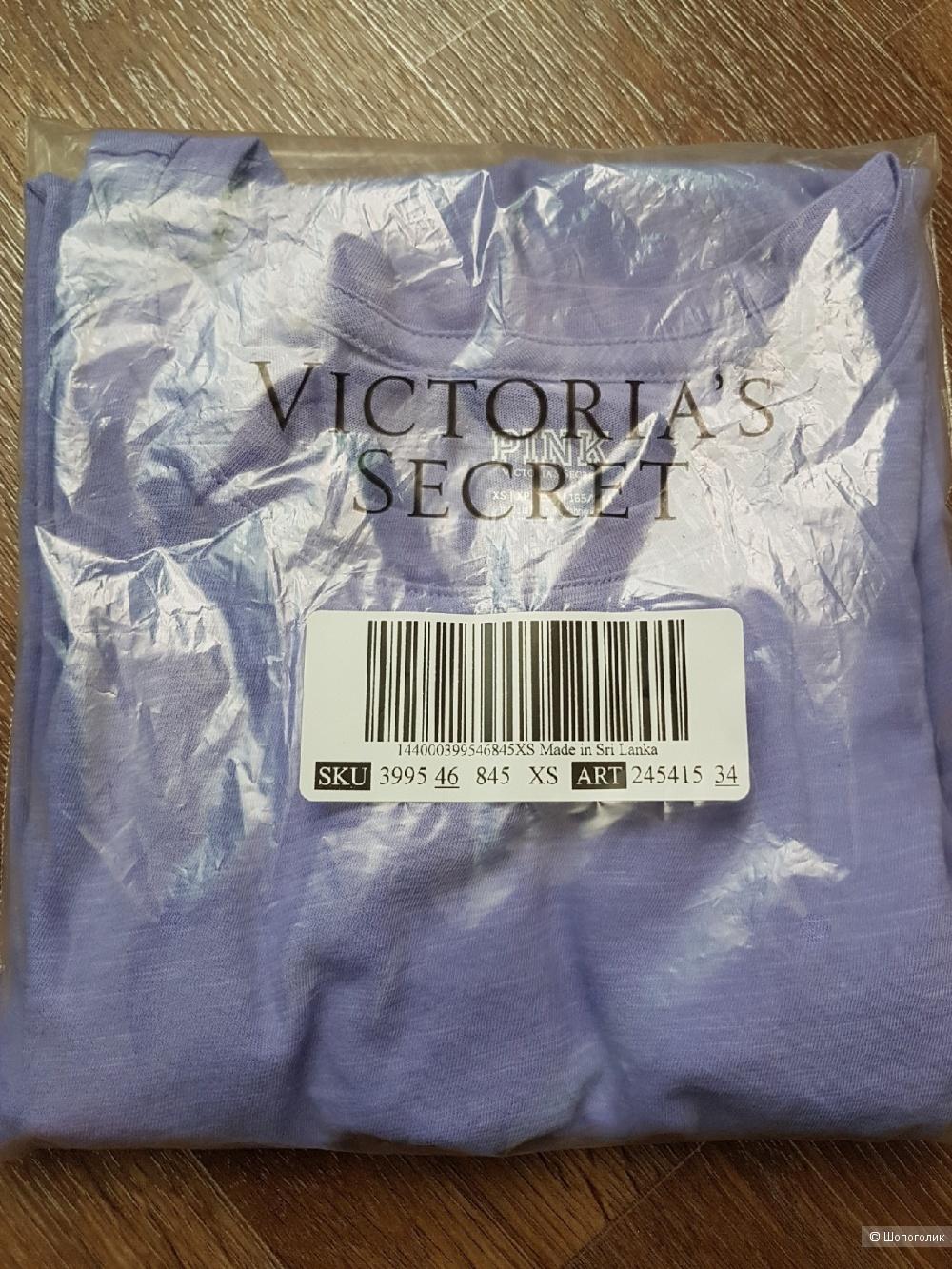 Футболка Victoria`s Secret XS