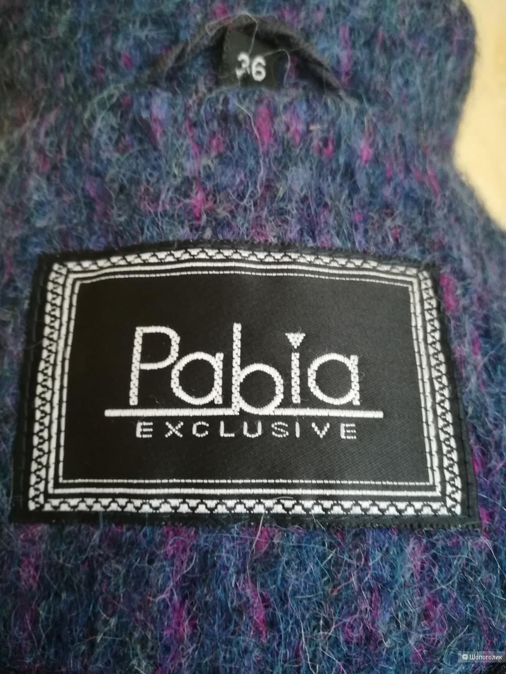 Зимнее пальто Pabia exclusive, размер 36/38 евр