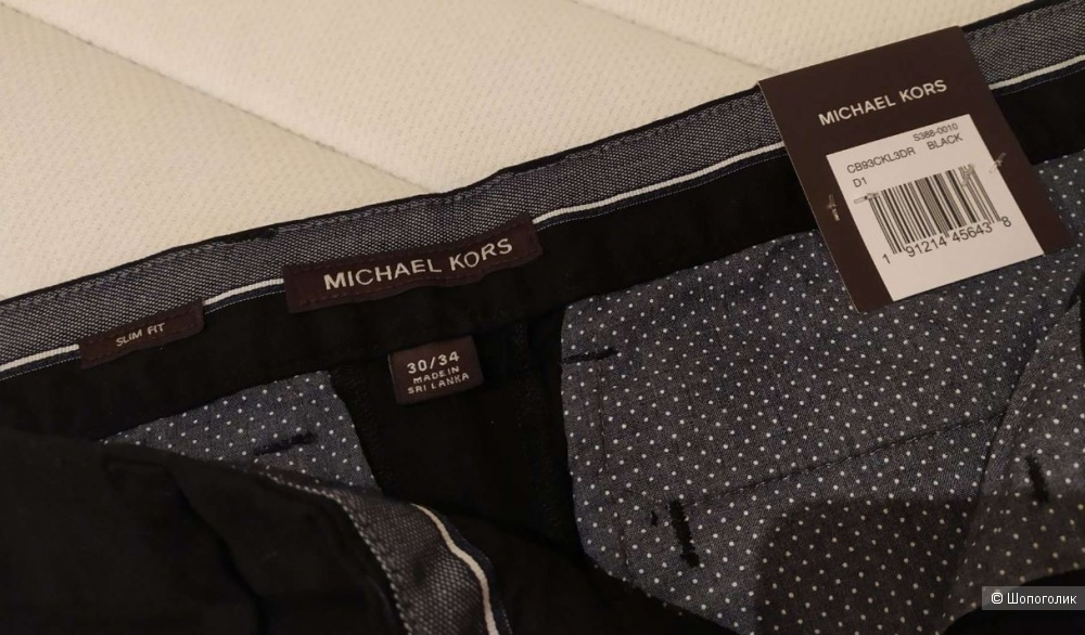 Брюки  Michael Michael Kors , 30W-34L