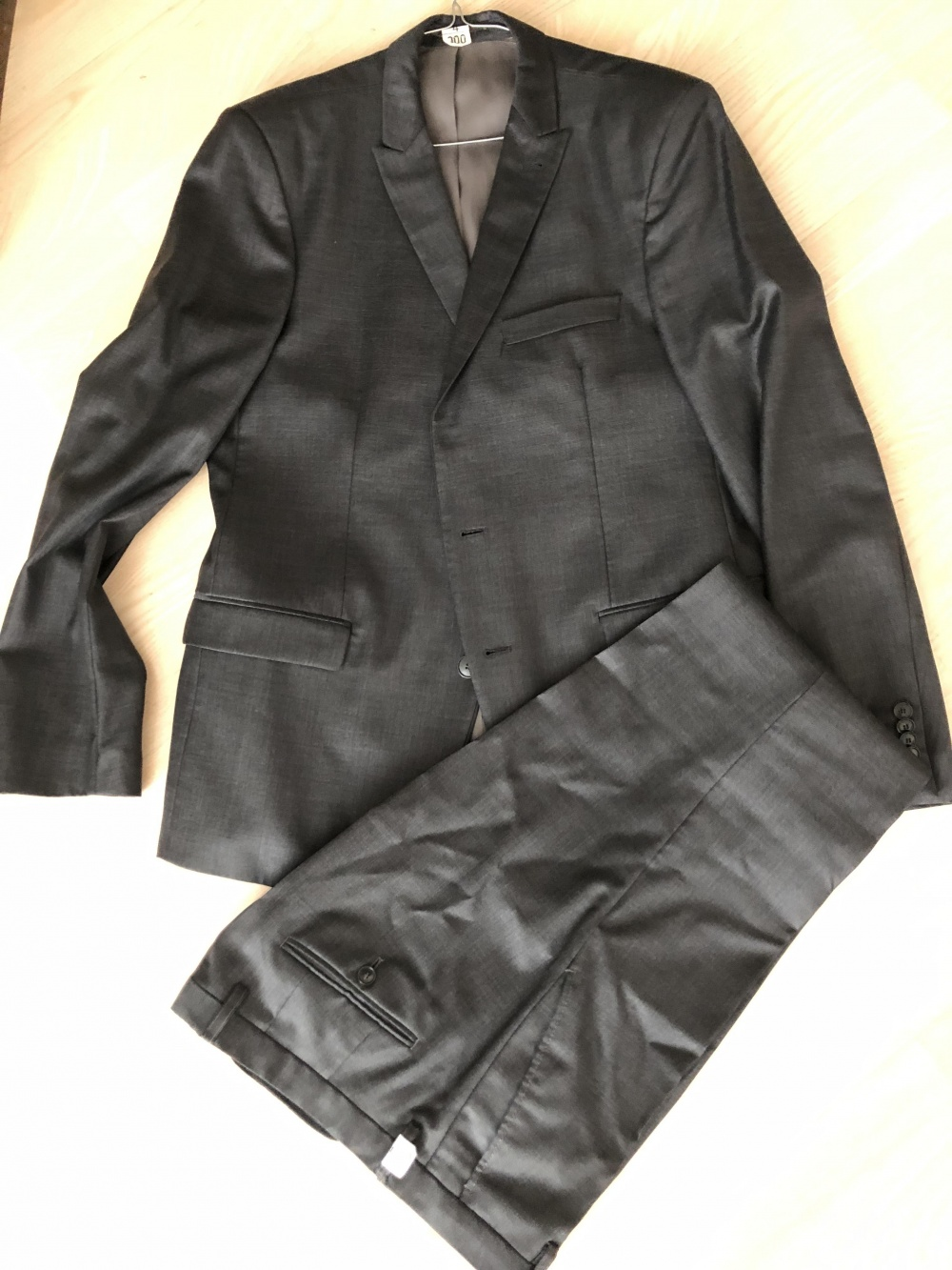 Мужской костюм Sarar 50 размер