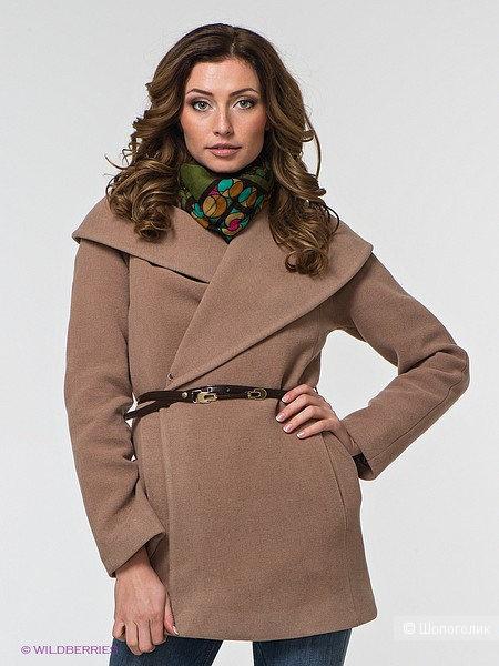 Пальто из шерсти, размер S