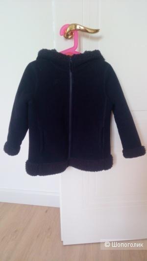 Куртка Uniqlo 3-4года