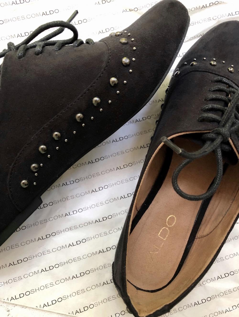 Замшевые ботинки Aldo, 37 размер