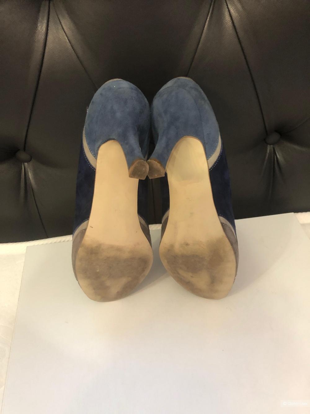 Туфли Tervolina 39 - 40 размер ( 26 см )