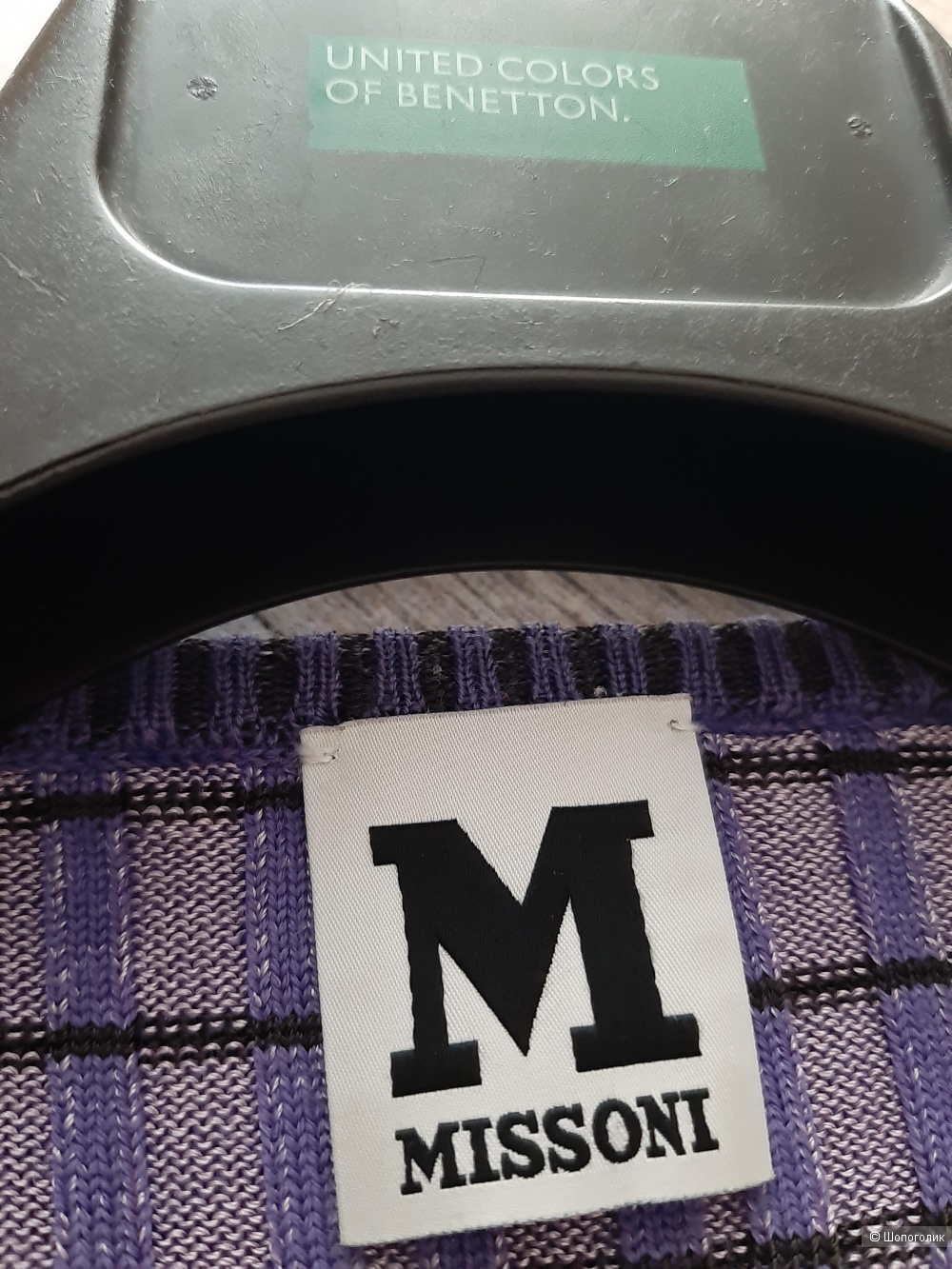 Платье  М  MISSONI , размер 42