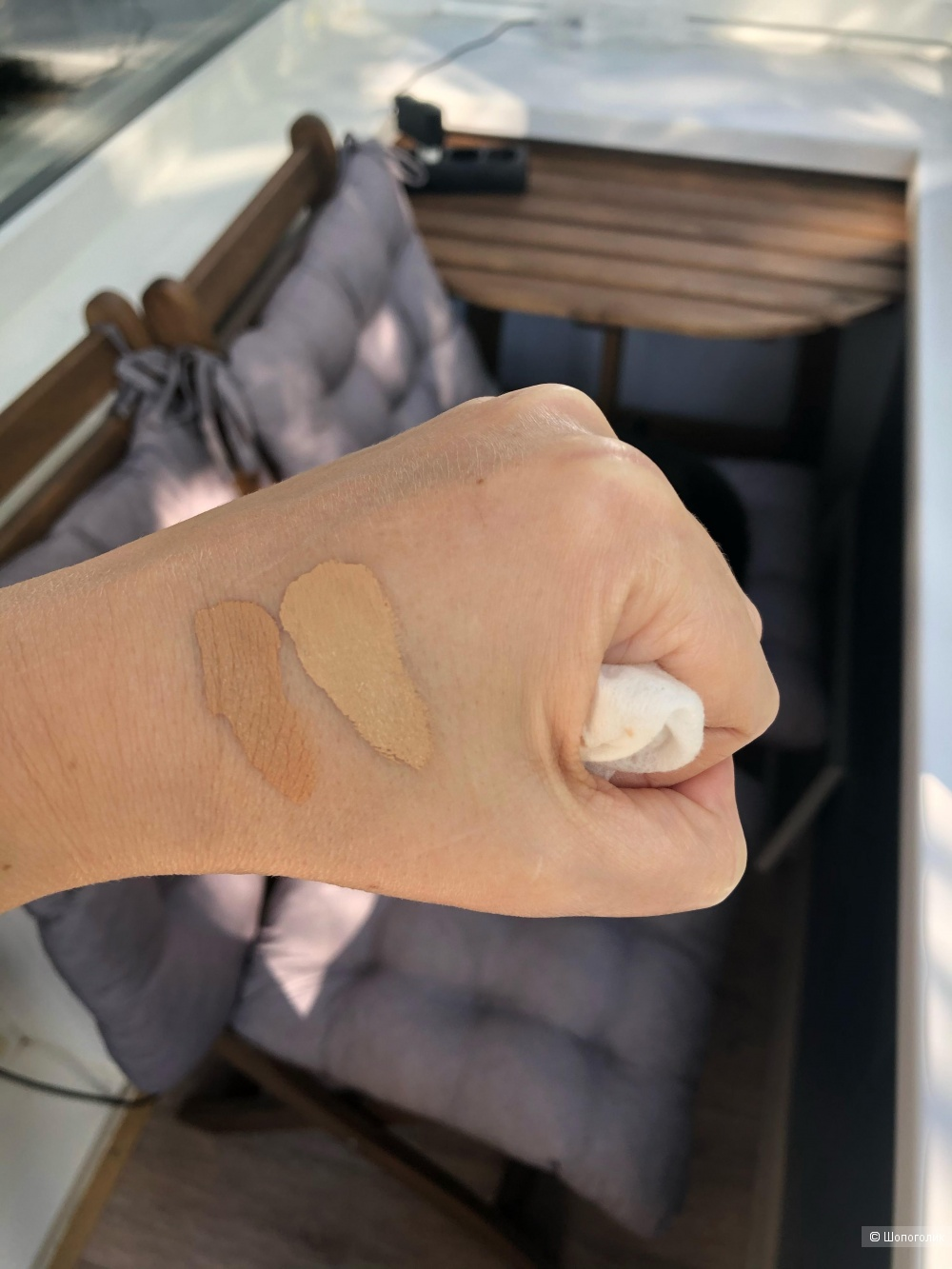 Тональная основа Givenchy Teint Couture Everwear spf 20, тон Y 205