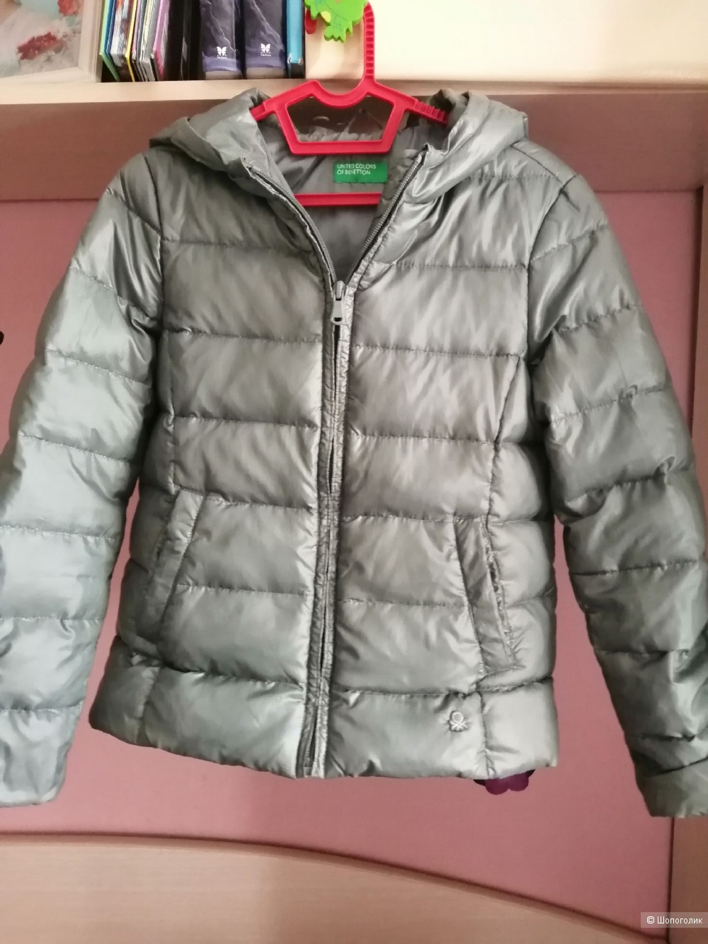 Куртка детская бенеттон