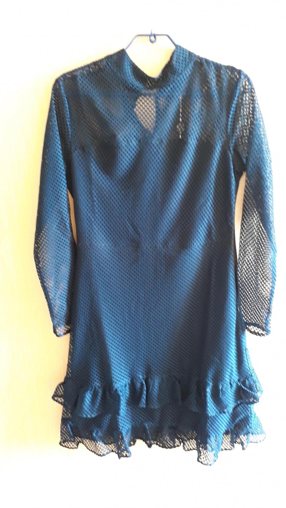 Платье 8. Размер М (44 рус), см. замеры