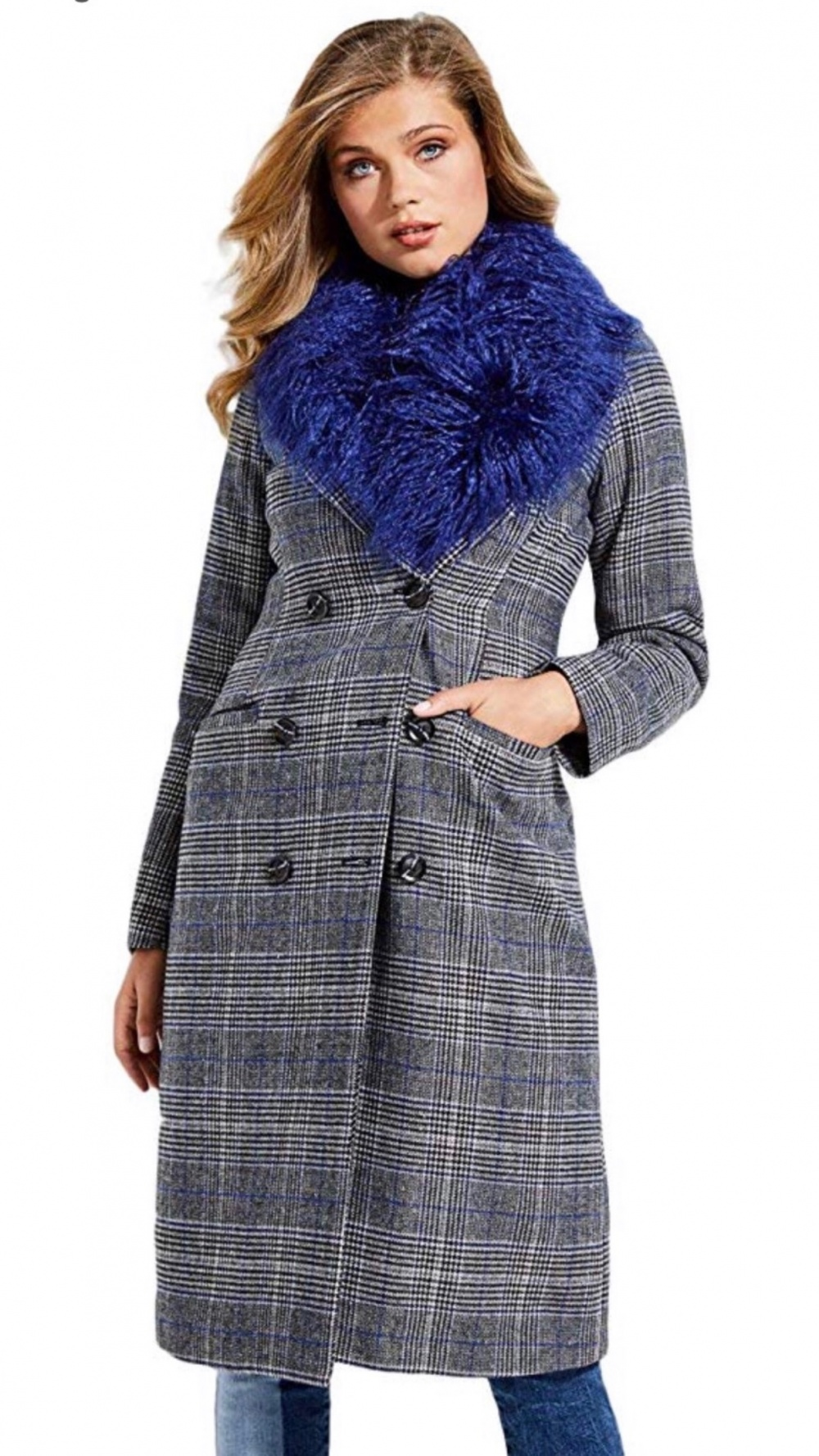 Пальто Guess.    Размер _L
