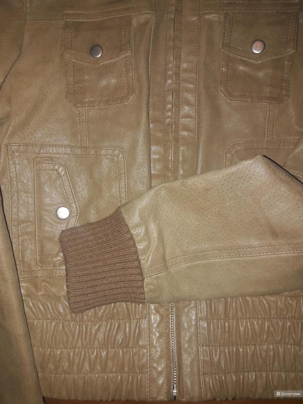 Кожаная куртка Vero Moda размер S