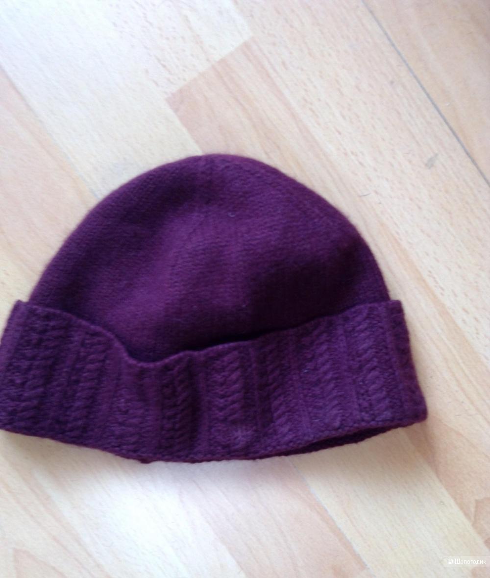 Сет из двух шапок Lauren Ralph Lauren и Roeckl, размер 56-58
