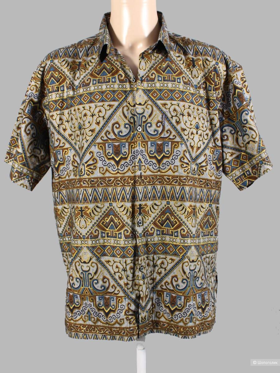 Рубашка мужская HARGO.Размер 56