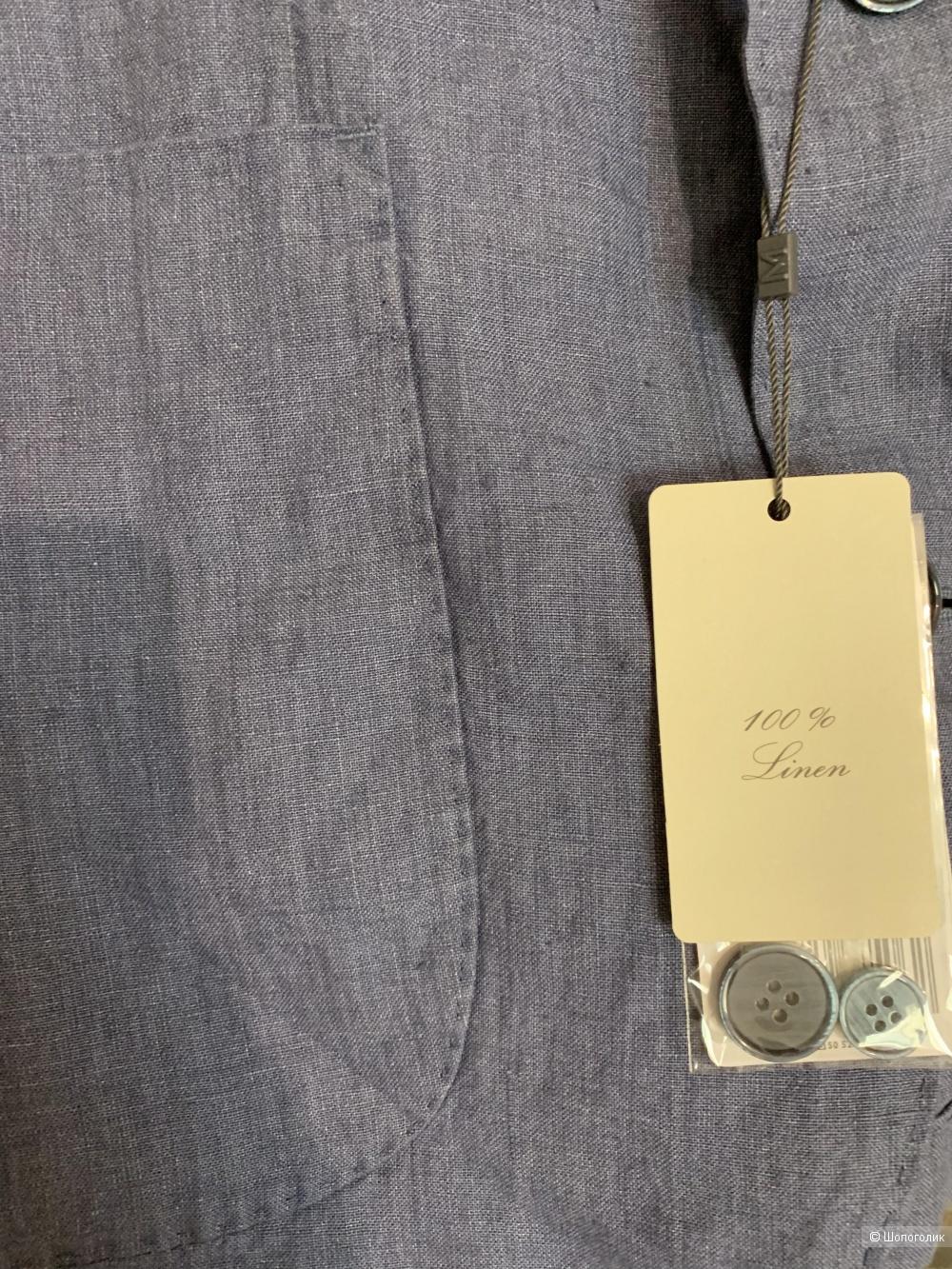 Мужской пиджак MANGO 48 размер
