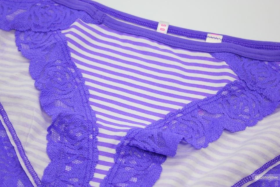 Трусики Pink Victoria's Secret, M (ОБ до 104 см)