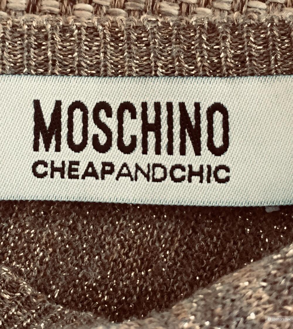 Джемпер Moschino 48-50 размер